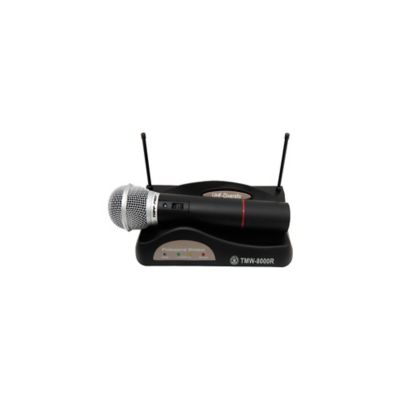 Micrófono Inalámbrico TMW8000M de Mano