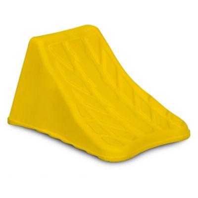 Taco de Vehícuo Liviano 20x15x12 cm Amarillo