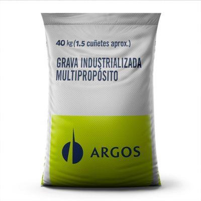 Grava 3/4 Argos 40kg