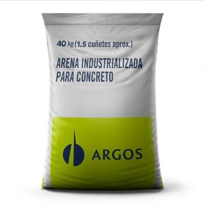 Arena Para Concreto Argos Sacos de 40kg