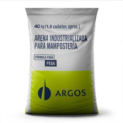 Arena Pega Argos Sacos de 40kg