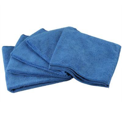 Paño Microfibra Color Azul x5 Unidades