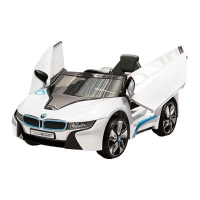 Auto BMW I8 Blanco