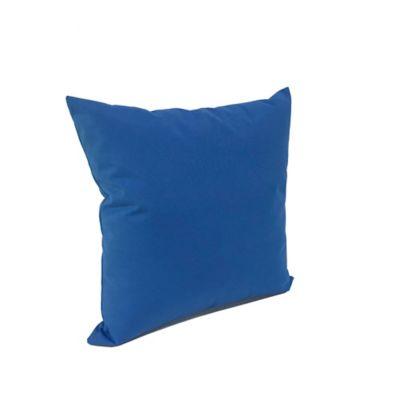 Cojin Decorativo 43X43 Deco Azul Rey