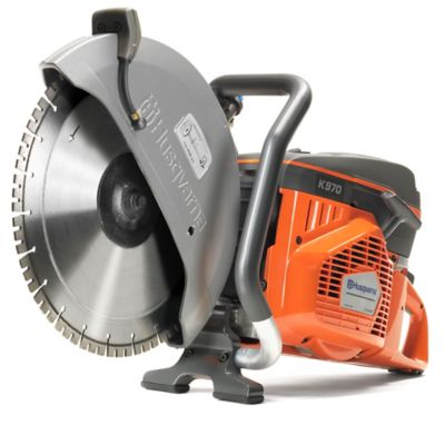 Cortadora Manual K970 para Disco  de 14 y 16 Pulg 6.5 HP (4800W)