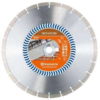Disco Diamantado S50H de  14 Pulg para Aplicación General
