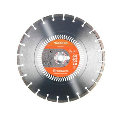 Disco Diamantado MATADOR QUALITY de  14 Pulg para Concreto