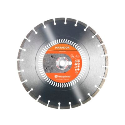 Disco Diamantado MATADOR QUALITY de  18 Pulg para Concreto