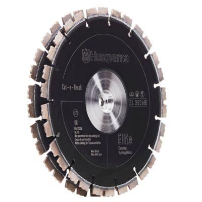 Disco Doble EL35CNB de  9 pulg para Concreto Reforzado