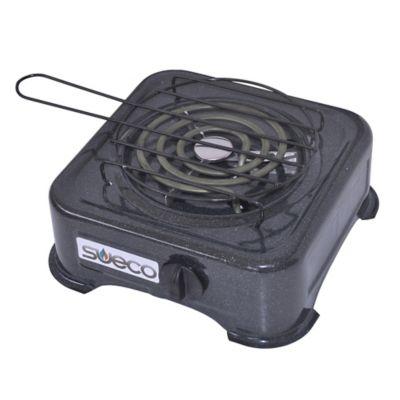 Estufa de Sobremesa de 1 Puesto Eléctrica Moteado 101