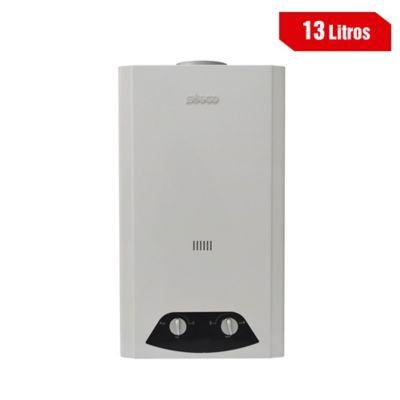 Calentador De 13 Litros Tiro Natural Gas Natural 8.05 Kw