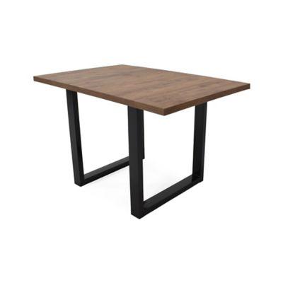 Mesa para Comedor Marsella 4 Puestos 122x80x75 Caramelo