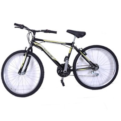 """Bicicleta Todoterreno Montaña Newport Rin 26"""" Negro"""