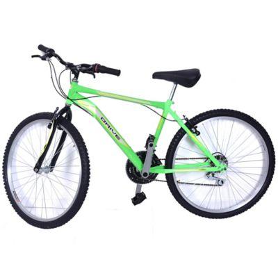 """Bicicleta Todoterreno Montaña Newport Rin 26"""" Verde"""
