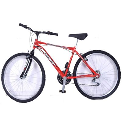 """Bicicleta Todoterreno Montaña Newport Rin 26"""" Rojo"""