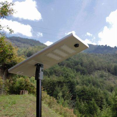 Luminaria Led Solar Integrada de 60W