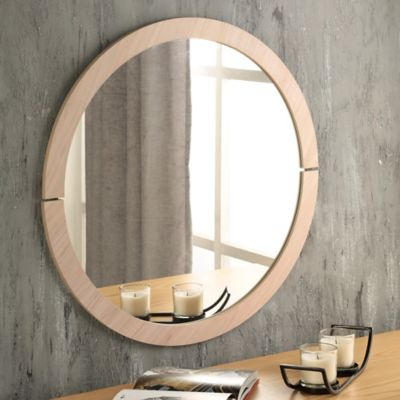 Espejo Redondo Luna 63 cm