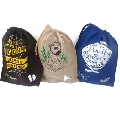Set de Bolsas Organizadoras Ecológicas para Zapatos Hombre