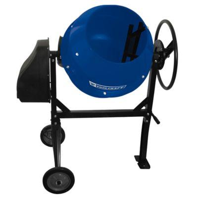 Mezcladora de Cemento 120L 550W