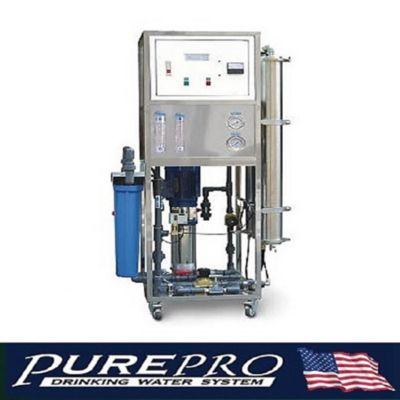 Osmosis Inversa Industrial de 3000Galón Día