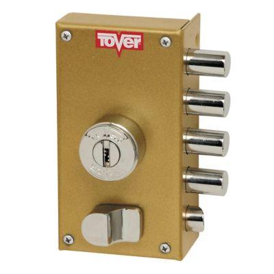 Cerradura Doble Cilindro 570 de Seguridad 2F35