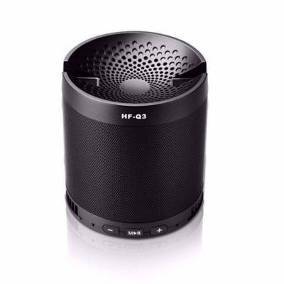 Parlante Bluetooth Mini Altavoz Q3 Negro