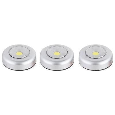 Linterna LED Botón Toque 3und Dairu