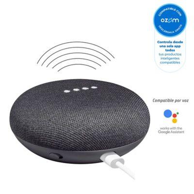 Altavoz Inteligente Google Home Mini Asistente Negro