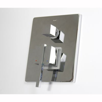 Grifería para Ducha Monocontrol Drante 22x10x19cm Cromo