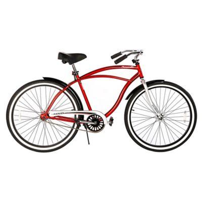 Bicicleta Para Hombres Aro 66 cm Rojo