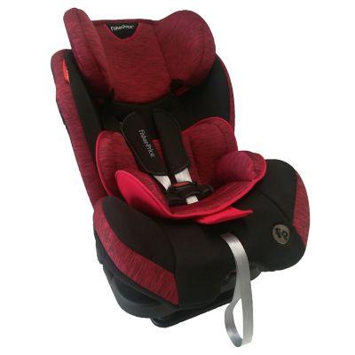 Silla de Carro para Bebe Cronox  Grupo O+1+2+3  Roja