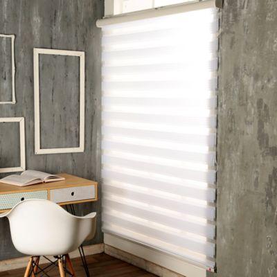 Persiana Roller Duo 200x180 cm Blanco Lear