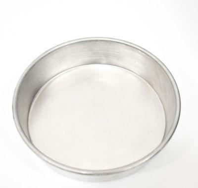 Molde 20cm Redondo Aluminio Miga