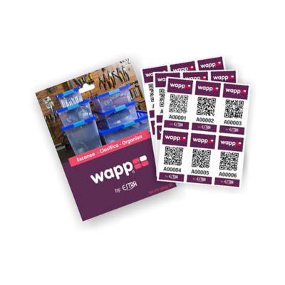 Set x18 Códigos Qr Wapp