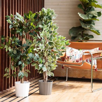 Árbol Artificial Laurel 110 cm