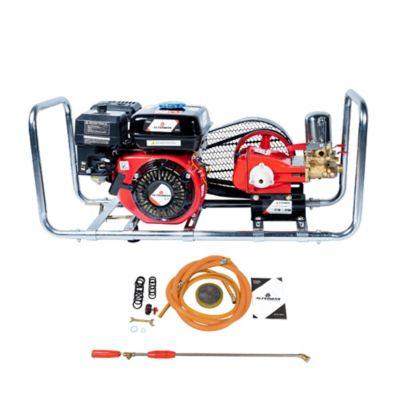 Fumigadora Estacionaria Xps33S   45L/Min 500Psi 3 Pistones Cromo Reforzado Incluye 100Mts Manguera Salida