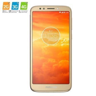 Celular Moto E5 Play Dual Sim Dorado