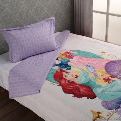Comforter Sencillo 150 Hilos Princesas Dreamers