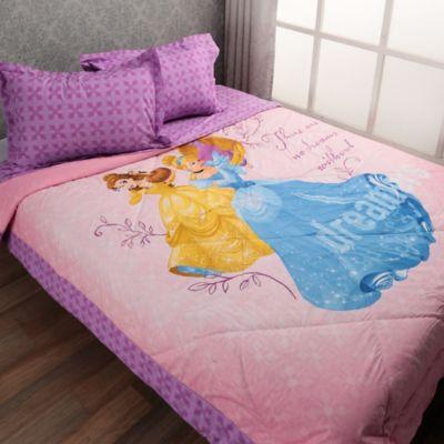 Comforter Doble 150 Hilos Princesas Dreamers