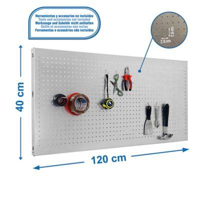Panel Click 1200X400 Galva