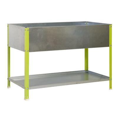 Kit Huerto Urban Top 85x120x60 cm Verde - Galvanizado