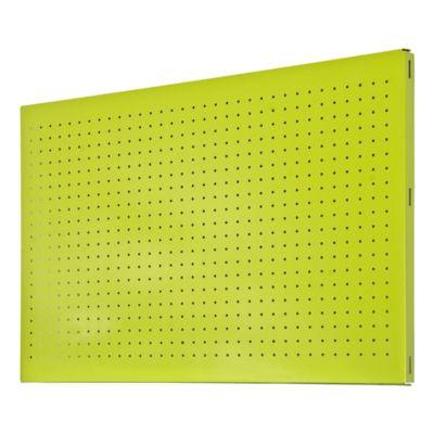 Kit Panel Click para Herramientas de Jardín 120x40 cm Verde