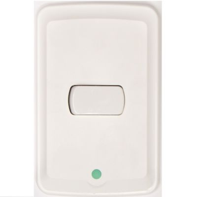 Interruptor Sencillo Ambia Ref X10 Und