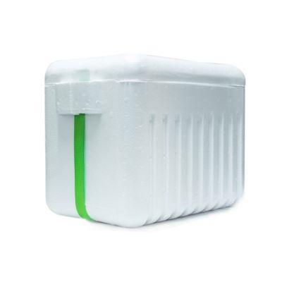 Nevera Moldeada en Poliestireno Expandible (icopor) de 46 lts de Capacidad