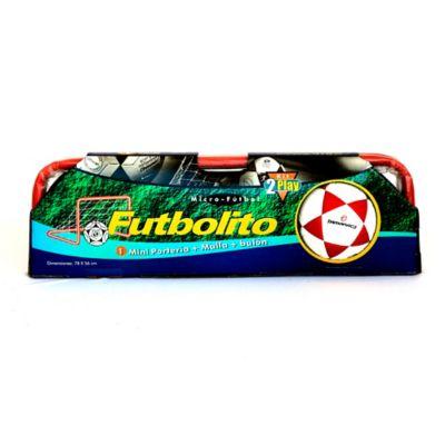 Mini Cancha de Banquitas + Balón
