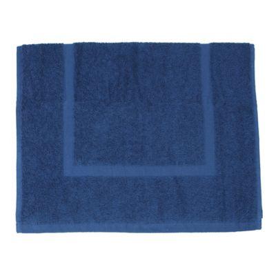 Tapete Baño 40x60 cm 660 gr Azul