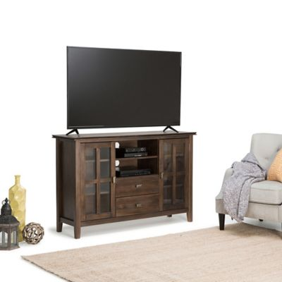 Mesa para TV Artisan 42x134x89cm Café