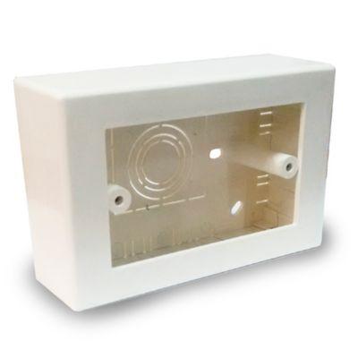 Caja de Paso Sencilla CU40 Sobreponer