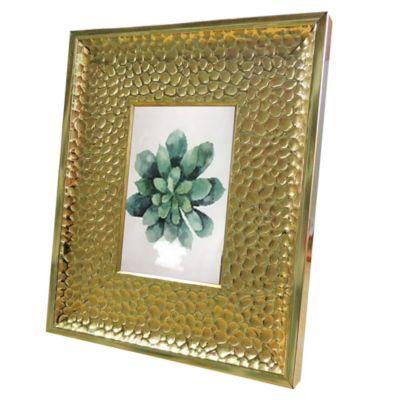 Portarretrato 15x20 cm Oro Carbono