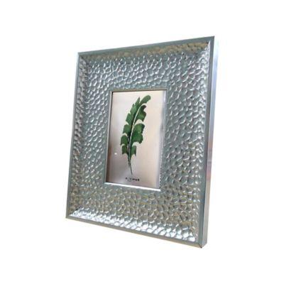 Portarretrato 10x15 cm Plata Carbono